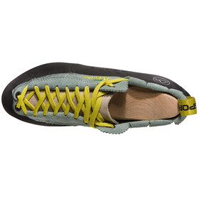 La Sportiva Mythos Eco Climbing Shoes Women Green Bay